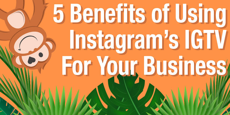 5 Benefits of Using Instagram's IGTV For Your Business